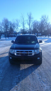 Low kms 2009 Ford Escape XLT SUV, Crossover