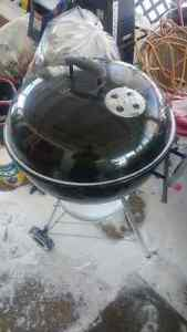 Never Been Used Charcoal BBQ