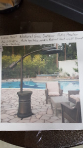 Lava Heat Commercial / Home patio heaters