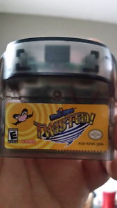 Wario ware twisted gba