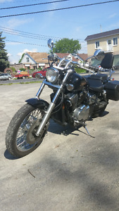 Honda Shadow Spirit 2005