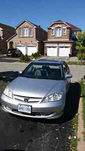 2005 well maintained civic OBO