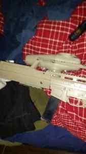 Paintball marker/gun