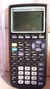 Texas Instruments T1-83 Plus graphing calculator  $75.00 Windsor Region Ontario image 3