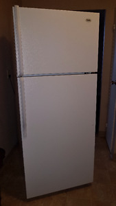 Moving sale Stove and Fridge.