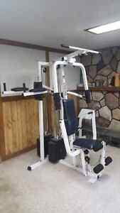 WEIDER PRO 9635 Complete Home Gym