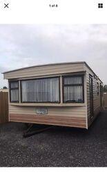 Static Mobile home caravans to rent in Hinckley