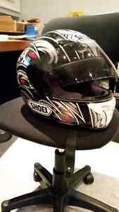 Shoei RF1000 Helmet Cambridge Kitchener Area image 1