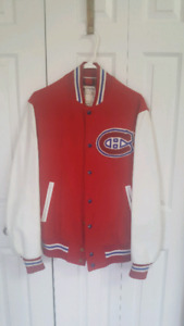 Men's medium authentic NHL jacket.