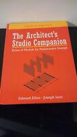FS: The Architect's Studio Companion - 4th Edition