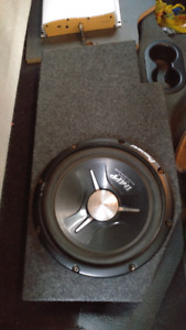 """12"""" Pioneer VCCS Pro TS-W3041DVC  Subwoofer"""