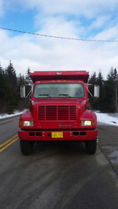 Single Axle Dump Truck for sale