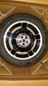 2012 road glide rear wheel and tire