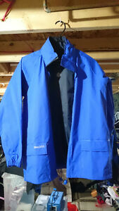 Brand new Unisex size XL TrailSide rain jacket