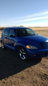 GREAT ON FUEL!!  TURBO PT Cruiser GT