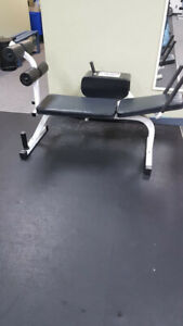 GYM Incline / Decline benches