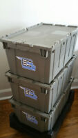 FREE WEEK OF MOVING BOXES, CALL US TODAY WITH MIN ORDERS 4 WEEKS
