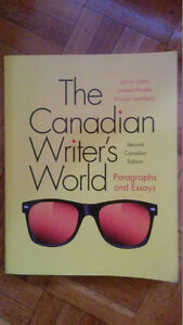 The Canadian Writers World Paragraphs And Essay   Kijiji  Free