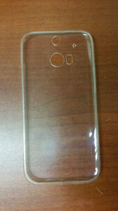 HTC ONE M8 CASE + TEMPERED GLASS SCREEN PROTECTOR