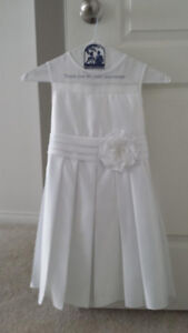 Girls communion/bridal dress