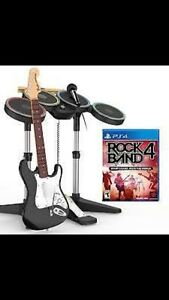 Rock band ps4