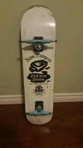 Element board with trucks