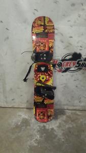 Planche à neige et accessoires / Snowboard and Accessories