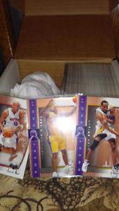2003-04 Upper Deck Sweet Shot basketball card set