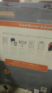 Electric Towel Heat Rack new never used $25- each