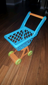 Toy Shopping Cart for Sale