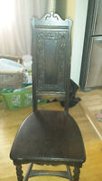 GARGAE SALE! ANTIQUES, FURNITURE AND HOUSEHOLD ITEMS