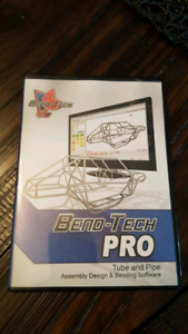 Bend-Tech Pro, chassis/roll cage fabrication software!