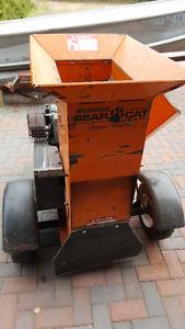 Crary Bearcat 14hp Chipper/Shredder