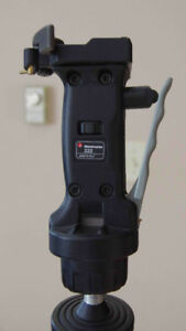 Professional Manfrotto 222 Joystick Tripod Head