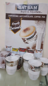 Whole sale  distributer of coffee and tes,  Any time Any where