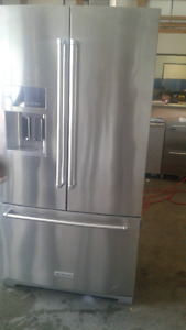 Kitchen- Aid Fridge (Great Condition)