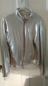 American Apparel silver sweater