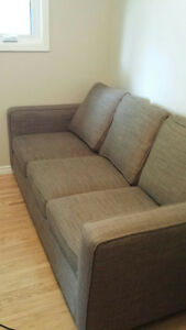 Apartment size couch - Bombay