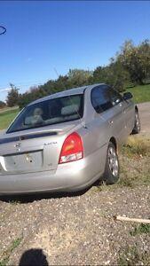 2002 Hyundai Elantra AS IS. $750 Belleville Belleville Area image 2