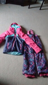 Xmtn girls size 12 Snow suit