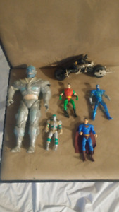Random DC figures