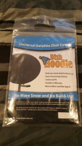 Snow Cover for Shaw and Bell Satellite