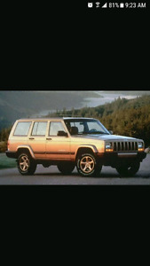 Looking for a jeep for mud buggy