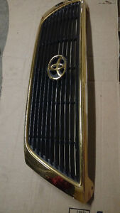 1998 TOYOTA AVALON  - GOLD PLATED FRONT GRILL SURROUND