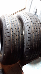 2 Ironman tires for sale !!!