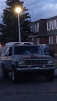 1984 Ford Ranger 4X4 with Dual Fuel Tanks