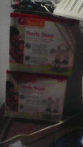 2 purely yours double electric breast pump.