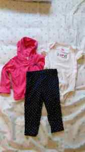 Carters Outfit - 6 months