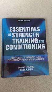 Essentials of Strength Training & Conditioning