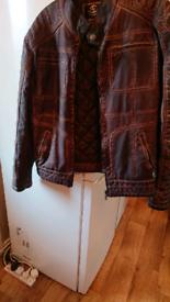 Luxury soft designer jacket